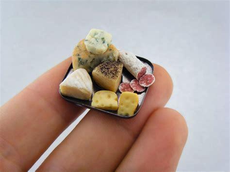 tiny tainy tiny food sculptures tiny and tinier things