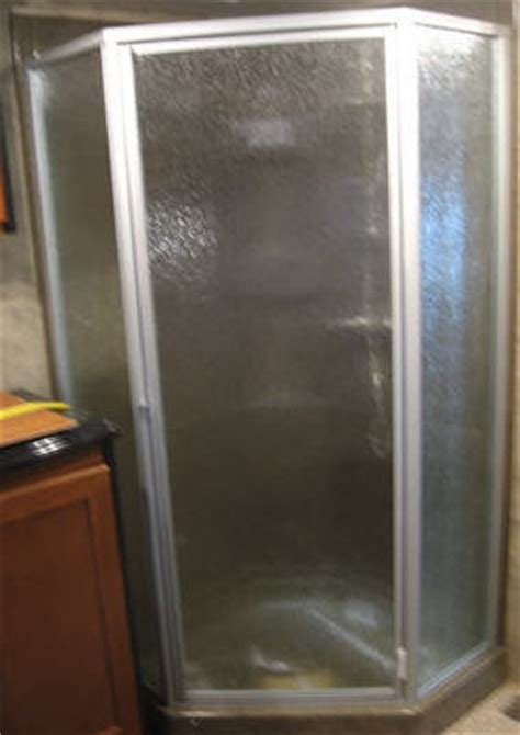 Rv Glass Shower Door Trekwood Rv Parts Laredo 2014 Door Shower
