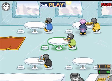 jeux cuisine pingouin jeux de pingouin jouez gratuitement jeux de voiture
