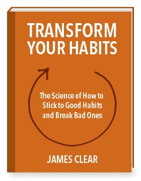 How To Develop The Best Of All Habits Habits Guide How To Build Habits And Bad Ones