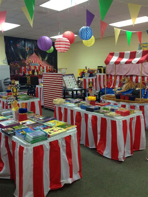 reading celebration themes 17 best images about mmc carnival circus theme on