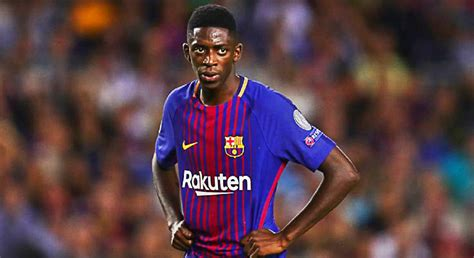 barcelona dembele five times the money dembele s massive barcelona contract