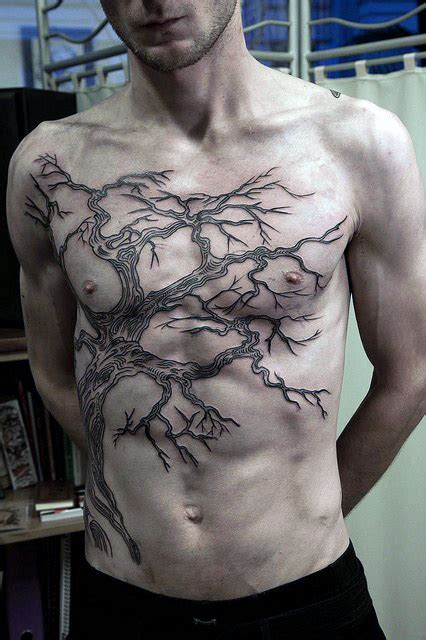 wicked tree tattoo designs 50 oak tree designs for leaves and acorns