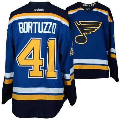 Robert Bortuzzo Jersey