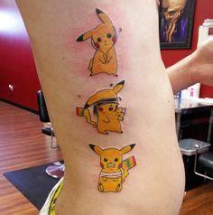 jason pikachu vs zombie pikachu tattoo done by brandoom pokeball tattoo tumblr tattoo pinterest pokeball