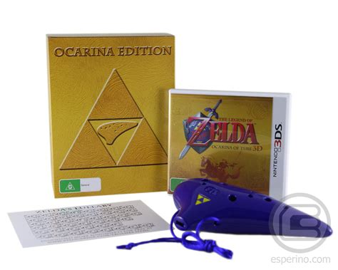 the legend of ocarina of time legendary edition the legend of legendary edition the legend of ocarina of time 3d ocarina edition