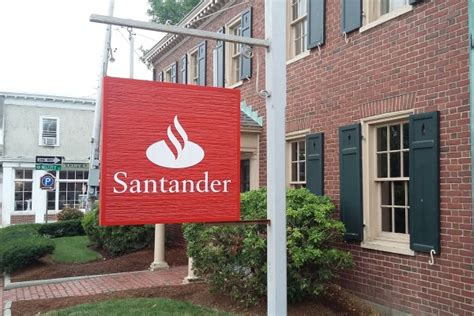 santander bank times 桑坦德銀行三年未過審查 santander 大紀元