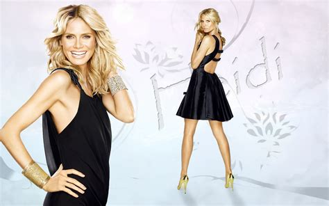 Pop Nosh Heidi Has A New Set Of by Heidi Klum New Images Cover Popopics