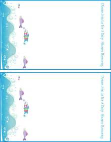 Free Baby Shower Card Template Free Baby Shower Invitations Free Printable Baby Shower