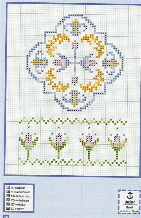 schemi punto croce gratis fiori schemi punto croce piccoli floreali gratis magiedifilo