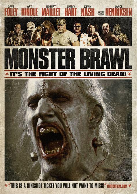 monster brawl dvd release date june