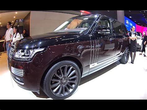 customized range rover 2017 range rover 2016 ares customized