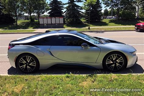 bmw i8 canada bmw i8 spotted in oakville canada on 06 24 2017 photo 2