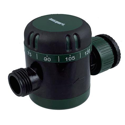 outdoor garden hose mechanical water timer mwt