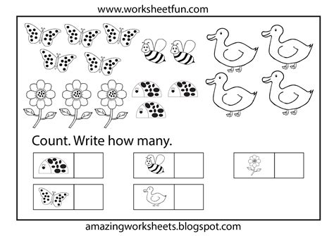 Printable Kindergarten Worksheets by Free Printable Math Worksheet For Kindergarten Worksheets