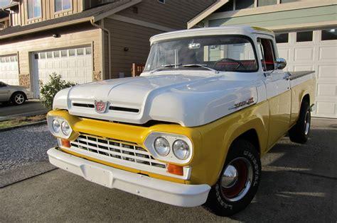 f100 hotrod v8 truck shortbed styleside classic