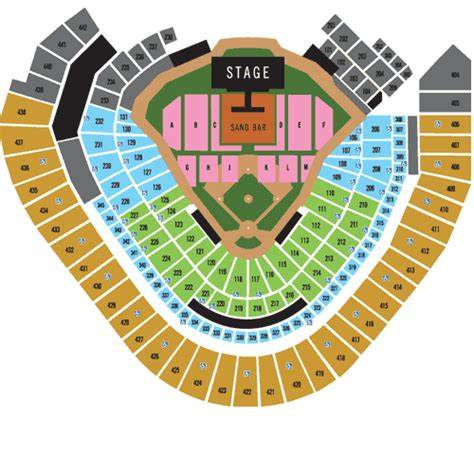 miller park seating map frompo home page