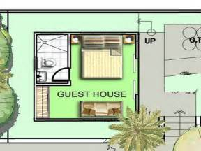 house plans with guest house flooring guest house floor plans eplans home plans