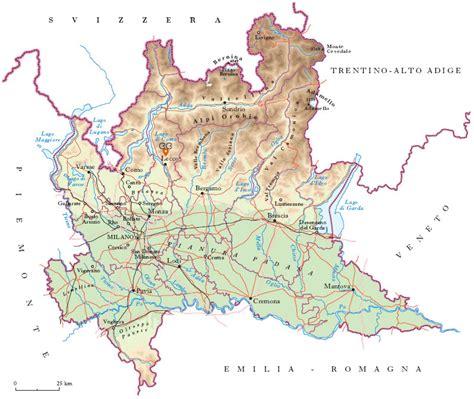 pavia mappa turistica lecco dove si trova in lombardia su quel ramo lago di