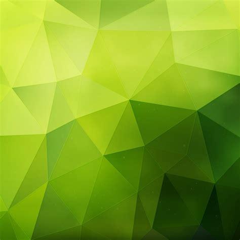 wallpaper green geometric green geometric background vector free download