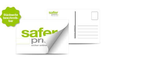 Postkarten Aufkleber Drucken by Postkarten Aufkleber Drucken G 252 Nstig Bei Online