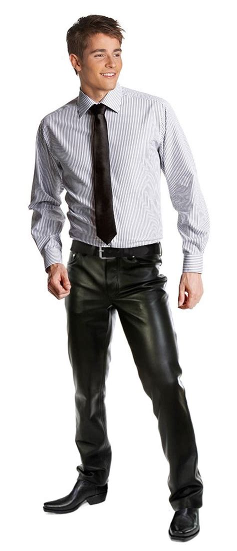 sizes office guy  leather pants flickr photo