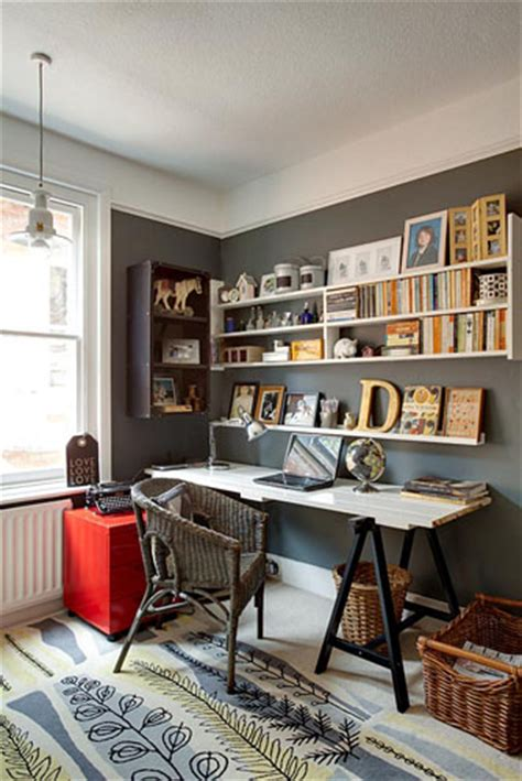 eclectic office furniture gap interiors