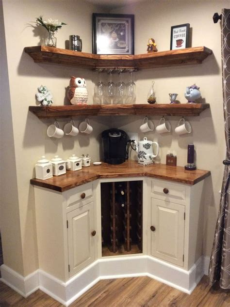 built in coffee bar 177874 best great diy and home solution ideas images on