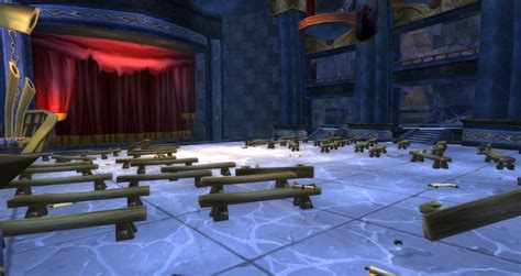 karazhan opera house hearthstone s one night in karazhan transforms wow s