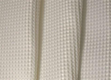waffle fabric shower curtain luxor diamond waffle fabric shower curtain supplies for
