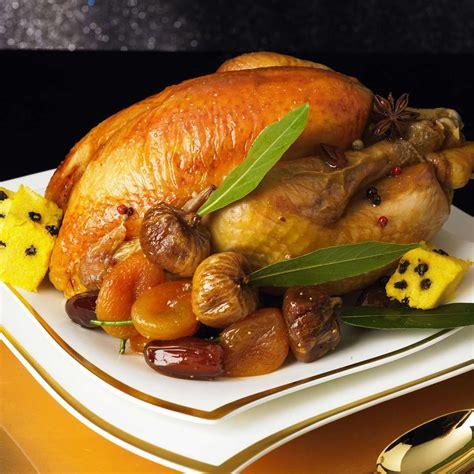 cuisiner une poularde poularde au miel d 233 pices et ses fruits d hiver une