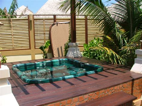 backyard spas adding a patio spa to your backyard cornerstone