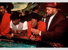 Tupac, Suge Knight & Danny Boy In Vegas, November 04, 1995 ... Juice Movie Haircut