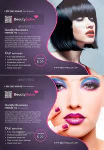 salon flyer flyer template salons and