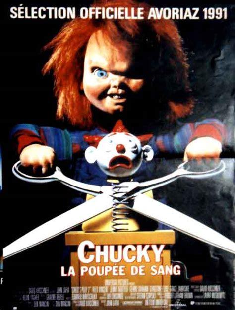 chucky film complet en francais 4 chucky la poupee de sang