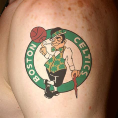boston celtics tattoos tattoo collections