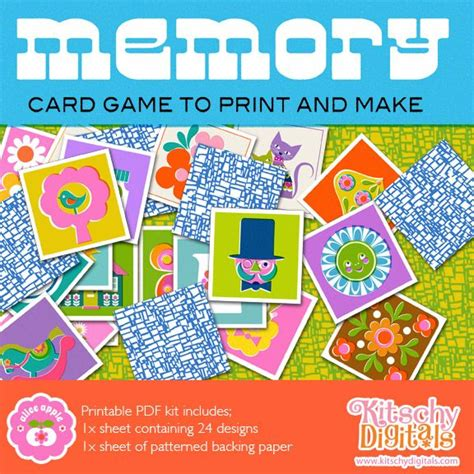 printable memory card game 8 best images of free printable memory game card