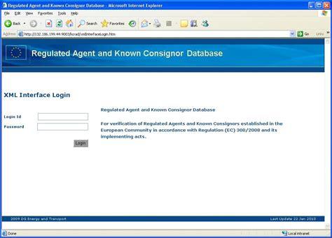 rakc database xml web services db