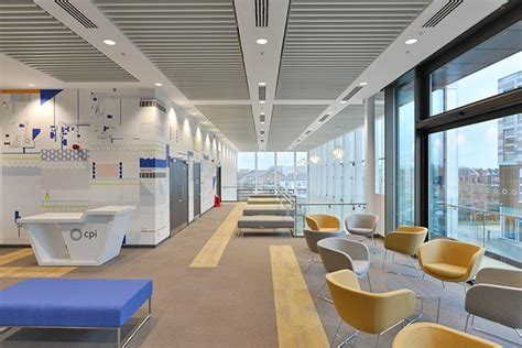 Baffle Ceiling Armstrong by Cpd 8 2016 Specifying Suspended Ceilings For Health And