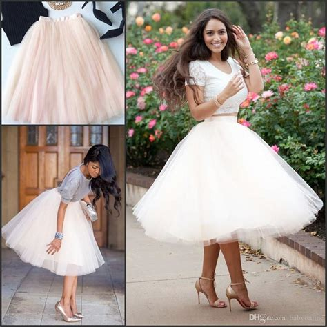 Full Tutu Tulle Skirts 2017 Short Prom Party Dresses Ball Gowns 5 Layers Underskirt Crinolines