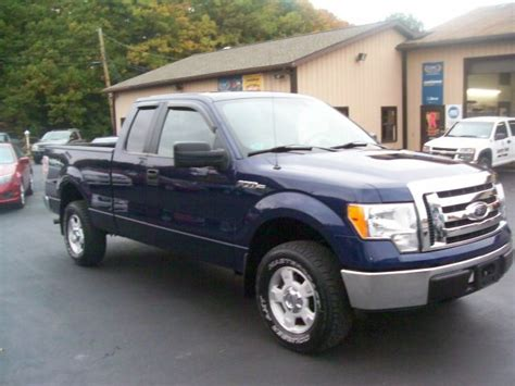 2009 ford f 150 xlt extended cab used cars north east used commercial trucks for sale
