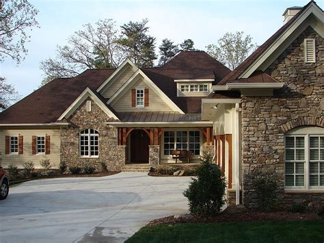 stone house siding love the cedar and stone would prefer a nice shouldice stone with different siding and