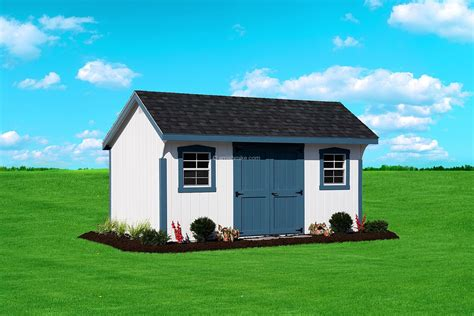 Elite Sheds Langhorne Pa by 10 X 16 Shed Quotes
