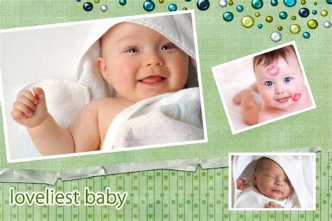 baby album templates baby photo album design templates www pixshark
