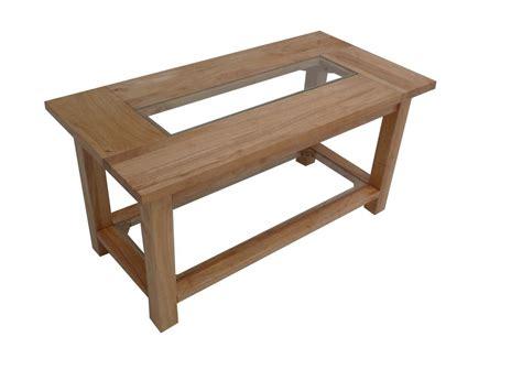 Rubberwood Coffee Table Solid Rubberwood Coffee Table Eldridge Range Glass Shelf Center Ebay