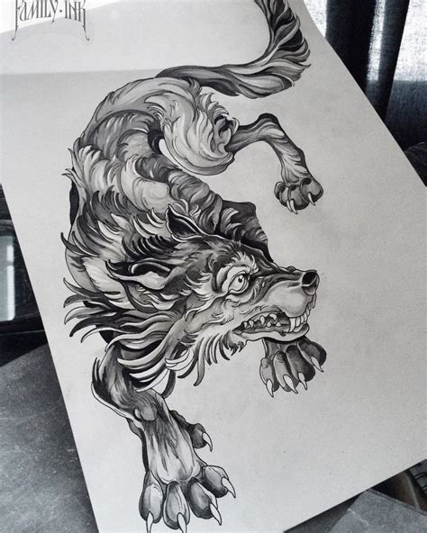 japanese wolf tattoo 17 best images about on traditional