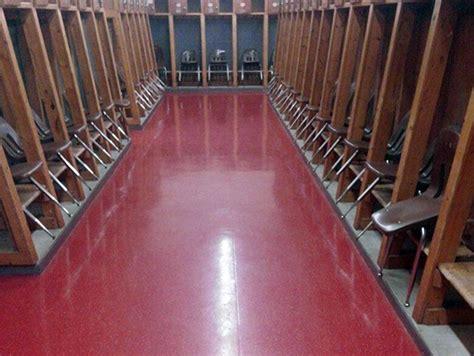High School Locker Room by Locker Room Flooring Area Flooring Locker Room