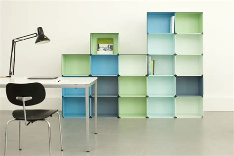 modular storage furnitures india fritz und franken develops storage modules for work and play