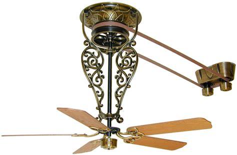 antique reproduction ceiling fans fanimation bourbon collection antique reproduction
