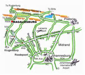 directions to go home magaliesburg